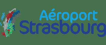 Références - Logo de notre client indirect : l'Aéroport de Strasbourg