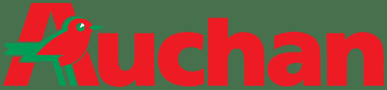 Références - Logo de notre client indirect : Auchan