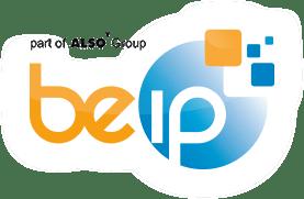 Distributeurs - Logo de notre client distributeur de Be-ip