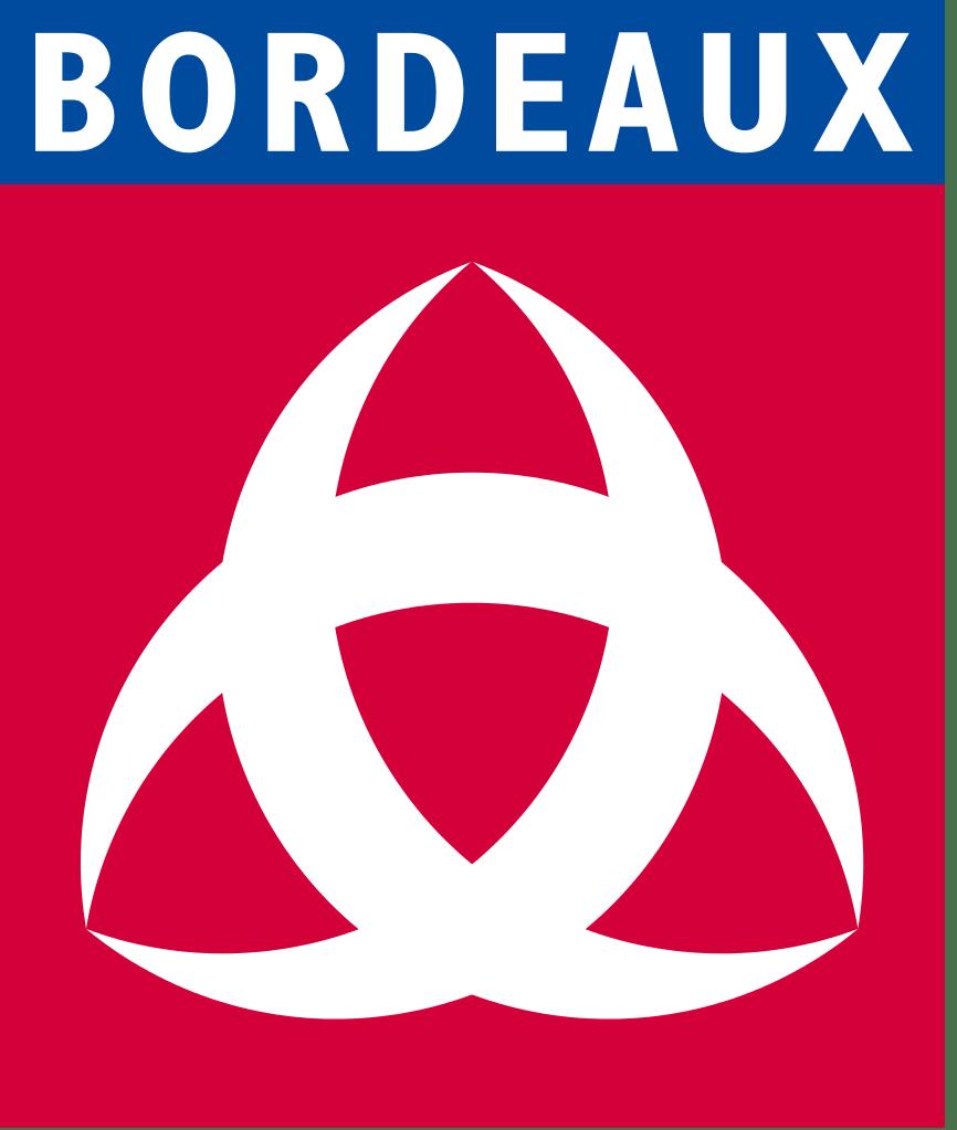 Références - Logo de la ville de Bordeaux