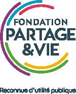 Références - Logo de notre client indirect : fondation Partage et Vie