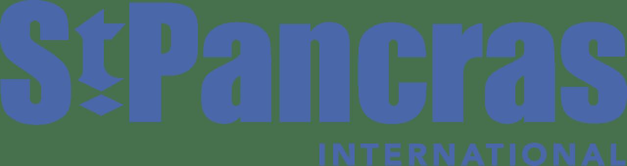 Références - Logo de notre client indirect : la gare de Saint Pancras