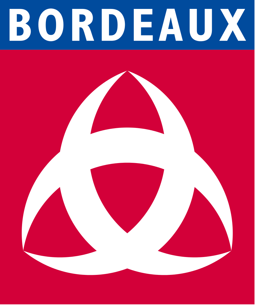 References - Bordeaux city logo