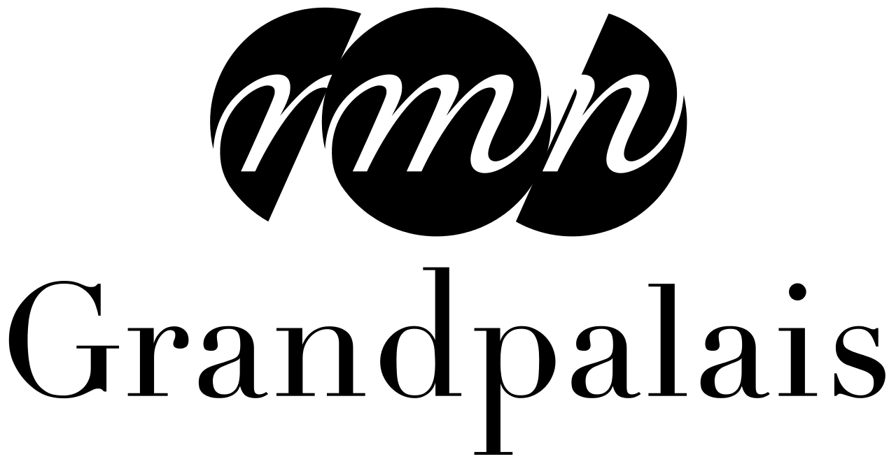 References: Grand palais logo