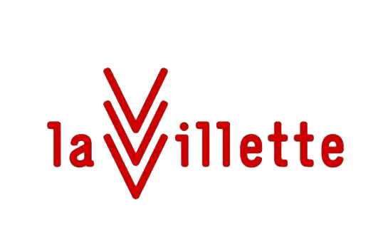 References: la villette logo