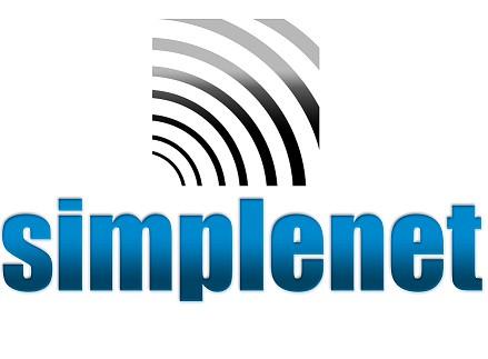 Simplenet logo