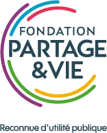 References: Partage et Vie Fundation logo