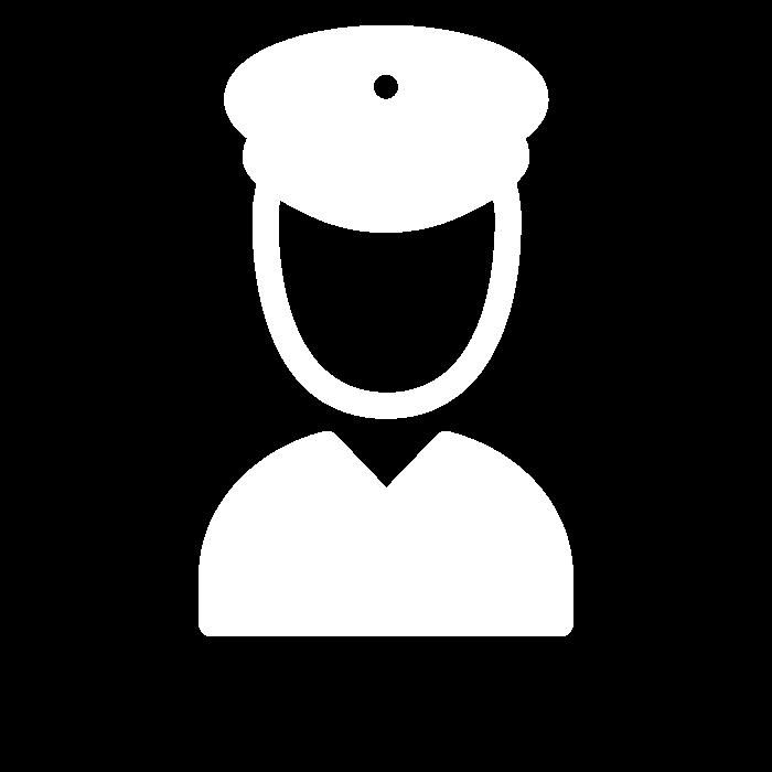 Pictogram - police man
