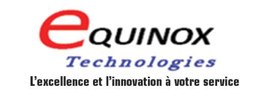 Logo Equinox technologies