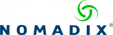 Technological partner: nomadix logo