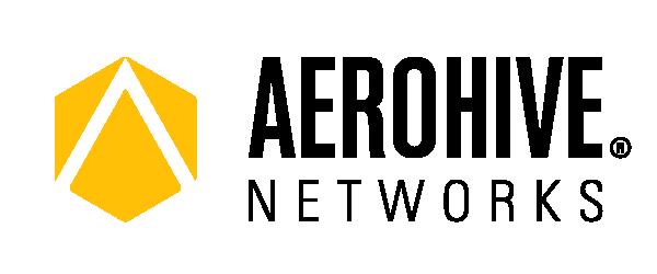 Technologies partenaires - Logo de Aerohive Networks