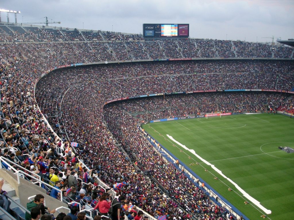 what are the expectations of the event consumer in 2019 - stadium