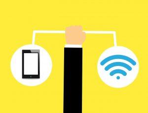 Solution telephone Wi-Fi ville intelligente