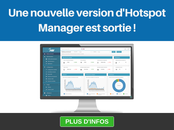 Carrousel - nouvelle version Hotspot Manager